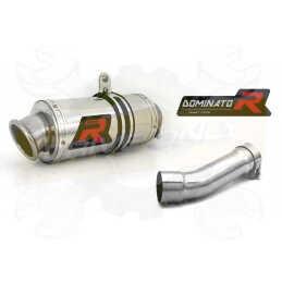 Silencieux sport Dominator : FZ8 800 N / S / Fazer 2010 - 2013