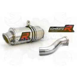 Silencieux sport Dominator : FZ1 1000 N / S / Fazer 2006 - 2014