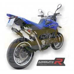 Silencieux sport Dominator : XT X / R 660 2004 - 2012