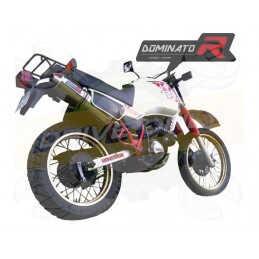 Silencieux sport Dominator : XT 600 1982 - 1989