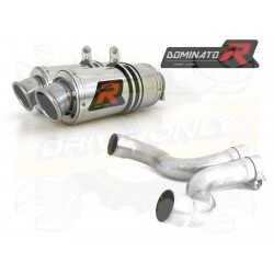 Silencieux sport Dominator : XJ 600 N / S Diversion 1992 - 2004