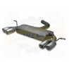 Silencieux Duplex Ulter Sport 101-403/70RS AUDI A3 8P 2003-2012 1.4 Tfsi / 1.6 Fsi / 2.0 Fsi / 1.6Tdi / 1.9 Tdi / 2.0 Tdi