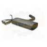 Silencieux Ulter Sport 101-203/70RS AUDI A3 8P 2003-2012 1.4 Tfsi / 1.6 Fsi / 2.0 Fsi /  1.6Tdi / 1.9 Tdi / 2.0 Tdi