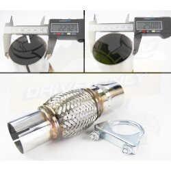 Défap / Suppression filtre à particule Sport DriveOnly Série 1 E81 / E82 / E87 / E88 - 118D / 120 D2004 - 2011
