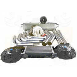 Kit Turbo T3 / T4 A4 B5 1.8T 1997 - 2001