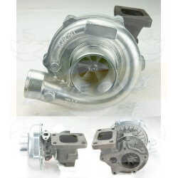 Turbo T3/T4 Universel + Desente de turbo