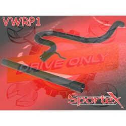 Intermédiaire + Tube Sportex Golf 3 GTI 8V 1991 - 1997