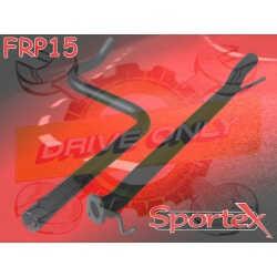 Intermédiaire + Tube Sportex Fiesta S 1.6 16V  2008 - 2017