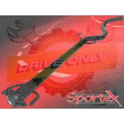 Silencieux Intermédiaire Sportex Vectra 1.6i / 1.8i / 2.0i / 2.6i V6 1995 - 2002