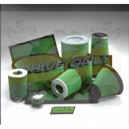 Filtre Sport Green  - BMW...
