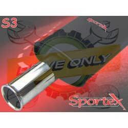 Silencieux Sportex 1 Série 3 E30 Berline / Break / Cabriolet 325i 1985 - 1991