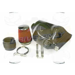 Kit admission Dynamique Carbone DriveOnly A3 8P 1.8 / 2.0 Tfsi / S3 2003 - 2012