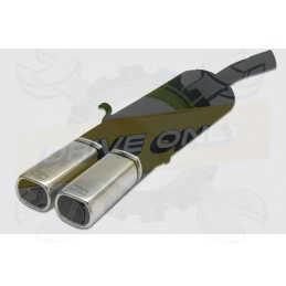 Silencieux Ulter Sport 129-203/12-1 VOLKSWAGEN Golf III 1993-1997 1-9 TD