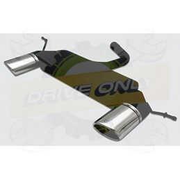 Silencieux Ulter Sport 110-309/26 HONDA CRX Del Sol 1992-1998 1-6i