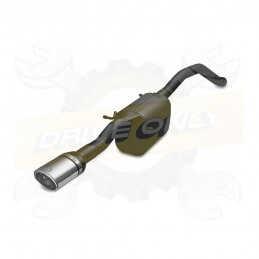 Silencieux Ulter Sport 117-101/28 MERCEDES A-Classe 2005-2012 A150 / A160 / A170 / A180 / A200