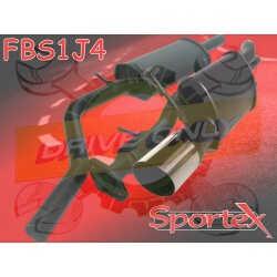 Ligne Performance Sportex 2 Fiat Punto 1.2 Standard & Sporting 1999 - 2004