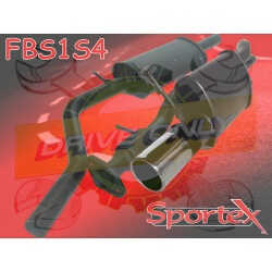 Ligne Performance Sportex 1 Fiat Punto 1.2 Standard & Sporting 1999 - 2004