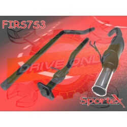 Ligne Performance Sportex 4 Fiat Punto 1.2 Standard & Sporting 1999 - 2004