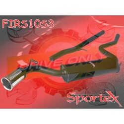 Ligne Performance Sportex 4 Fiat Seicento 0.9 & 1.1 1998 - 2003