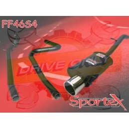 Ligne Performance Sportex  Ford Fiesta S 1.6 16V Duratec 2001 - 2008