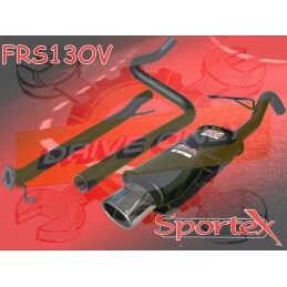 Ligne Performance  Sportex 5  Ford Fiesta S 1.6S 16V Zetec 2009 - 2012