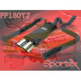 Ligne Performance  Sportex 4  Ford Fiesta S 1.6S 16V Zetec 2009 - 2012