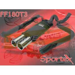Ligne Performance  Sportex 2  Ford Fiesta S 1.6S 16V Zetec 2009 - 2012