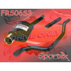Ligne Performance  Sportex 1 Ford Focus 1.4i 1998 - 2004