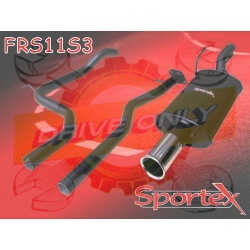 Ligne Performance  Sportex 2  Ford Puma 1.4i / 1.7i 1997 - 2001