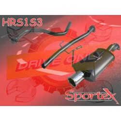 Ligne Performance  Sportex 2  Honda Civic 1.3 / 1.5 / 1.6 LSI & Vtec  1991 - 2001
