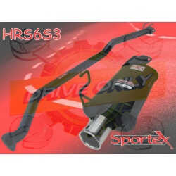 Ligne Performance  Sportex 1  Honda Civic Type R Ep3 2001 - 2006