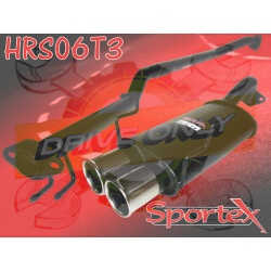 Ligne Performance  Sportex 3  Honda Civic Type R Ep3 2001 - 2006