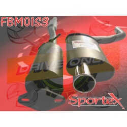 Ligne Performance  Sportex 1  Mini Cooper / One 1.6 2001 - 2006