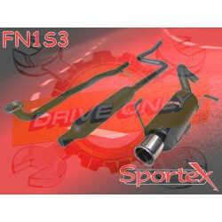 Ligne Performance  Sportex 1  Nissan Micra K11 1.0i & 1.3i  1992 - 1999
