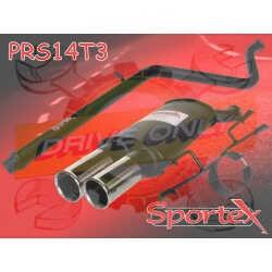 Ligne Performance  Sportex 4 Peugeot 306 1.4 8V / 1.6 8V / 1.8 8V 1993 - 2000