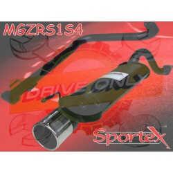 Ligne Performance  Sportex 2  MG ZR 2001 - 2005