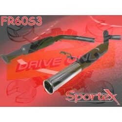 Ligne Performance  Sportex 1  Rover Metro 1.4i 8v / 1.4i 16v / GTi / GTA