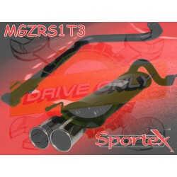 Ligne Performance  Sportex 3  MG ZR 2001 - 2005