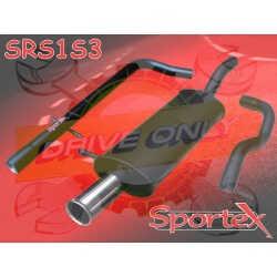 Ligne Performance  Sportex 1  Leon 1.8T 20VT / Cupra 2000 - 2005