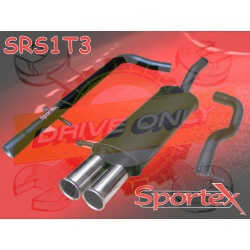 Ligne Performance  Sportex 3  Leon 1.8T 20VT / Cupra 2000 - 2005
