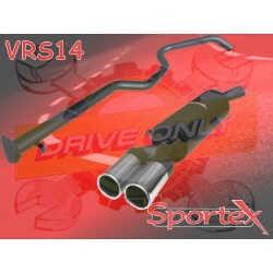Ligne Performance  Sportex 4 Opel Calibra 2.0 8V 1990 - 1996