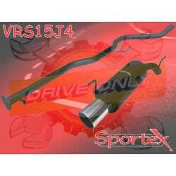 Ligne Performance  Sportex 4 Opel Calibra 2.0 16V & 2.5 V6 1993 - 1998