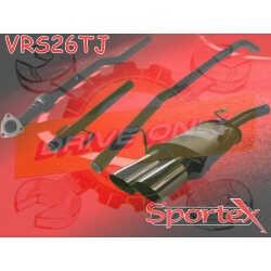 Ligne Performance  Sportex 1 Opel Corsa C 1.2i / 1.4i / 1.8 16V GSI  2000 - 2006