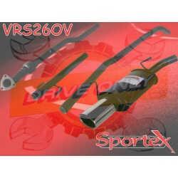 Ligne Performance  Sportex 2 Opel Corsa C 1.2i / 1.4i / 1.8 16V GSI  2000 - 2006