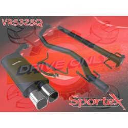 Ligne Performance  Sportex 1 Opel Vectra B1.6i / 1.8i / 2.0i / 2.6 V6 OPC 1995 - 1999
