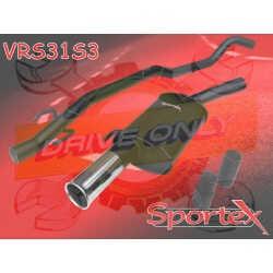 Ligne Performance  Sportex 1 Opel Tigra 1.4 16v / 1.6 16v 1994 - 2001