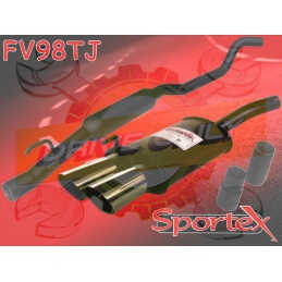 Ligne Performance  Sportex 2 Opel Tigra 1.4 16v / 1.6 16v 1994 - 2001