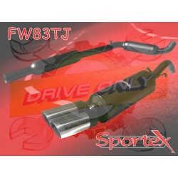 Ligne Performance  Sportex  2 Golf 2 1.8 Gti 1975 - 1984