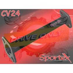 Décatalyseur Sport  Longueur 440mm Civic MX5 1.6 / 1.8 1995 - 1998