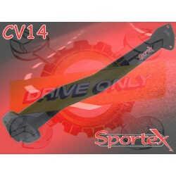 Décatalyseur Sport Opel Calibra 2.0 8V 1990 - 1996